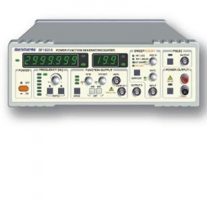 SP1631A : 3MHz Power Function Generator