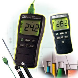 TES-1311/TES-1312A : K-Type Digital Thermometer